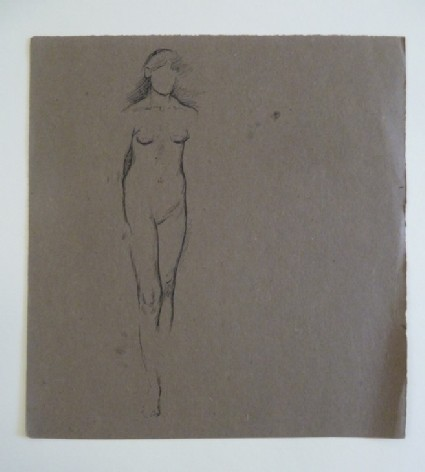 Female Nude without Arms