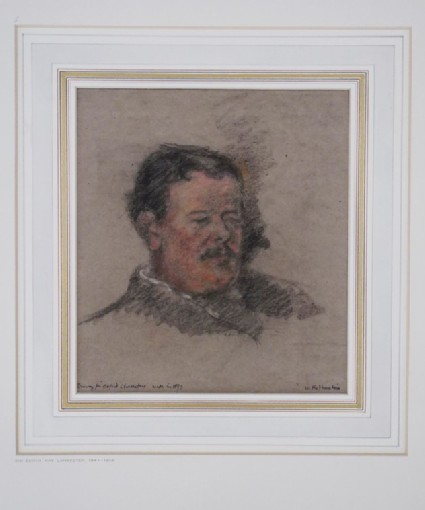 Portrait of Sir Edwin Ray Lankester