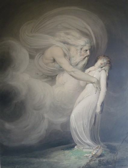 Boreas and Orithia