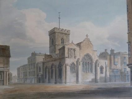 St Martin's, Oxford