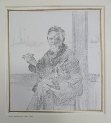 Portrait of Frank Brangwyn