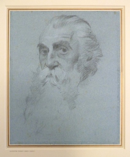 Portrait of Augustin Rubio