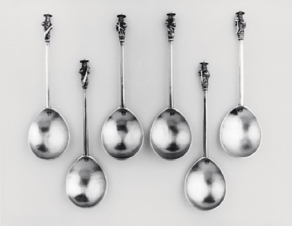 Apostle Spoon, one of six