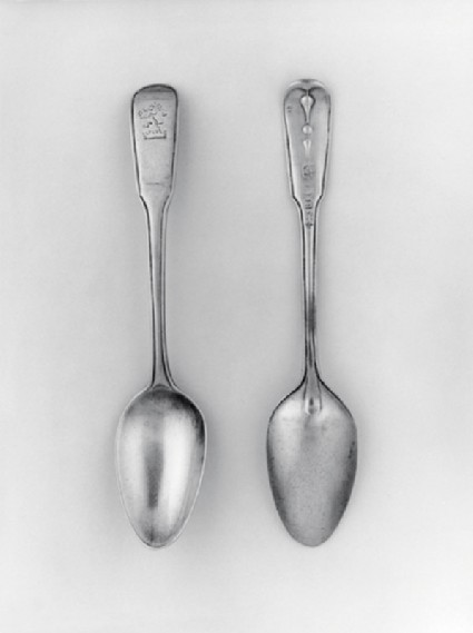 Teaspoon, one of a set of five