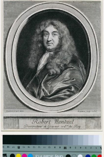 Portrait of Robert Nanteuil