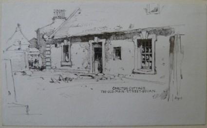 Carlton Cottage, The Old Main Street, Govan