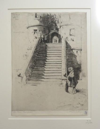 The Stairs, Rowallan