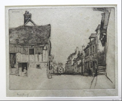A Norman Village