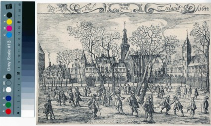 The court of Zeeland Anno 1644