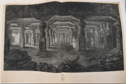The temple of Elephanta