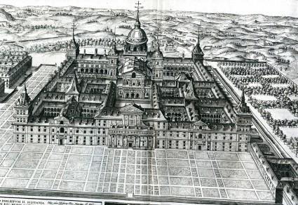Monasterium S. Laurenty in Escuriali