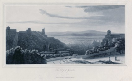 The City of Granada