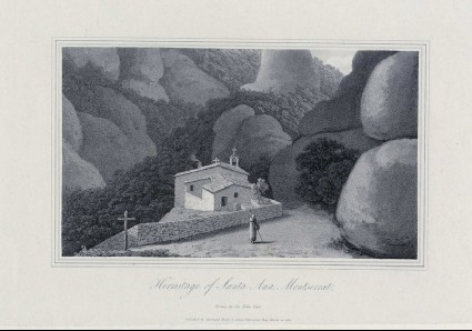 Hermitage of Santa Ana, Montserrat
