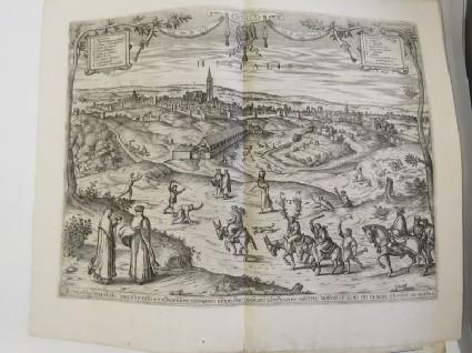 View of Sevilla, Hispalis