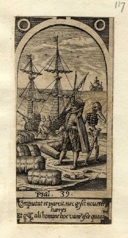 A ship, nobleman and Death