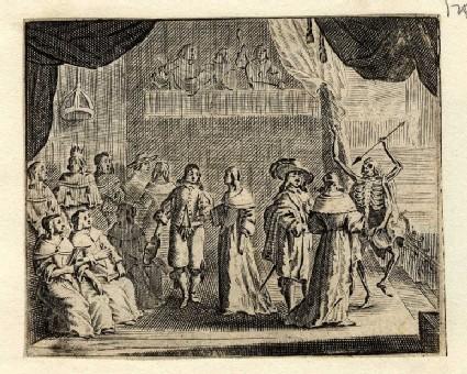 Death at a Bridal Feast