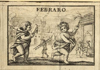 The Twelve Months: Ferbaro (February)