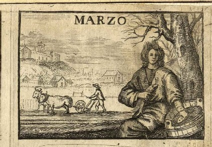 The Twelve Months: Marzo (March)