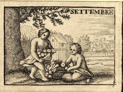 The Twelve Months: Settembre (September)