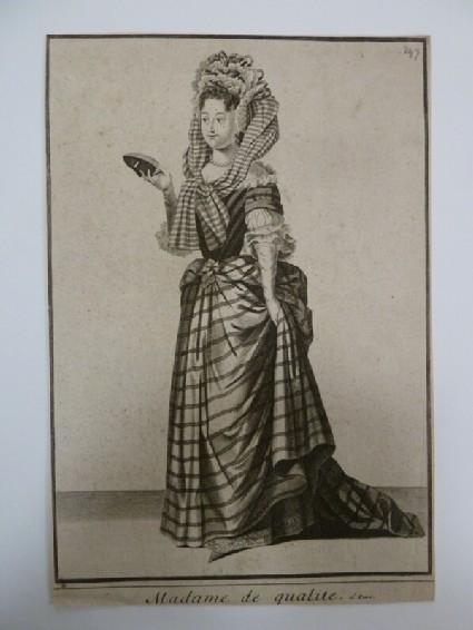 Madame de qualité (A Lady of Quality)