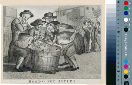 Bobing for Apples