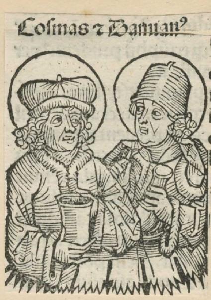 Cosmas and Damian