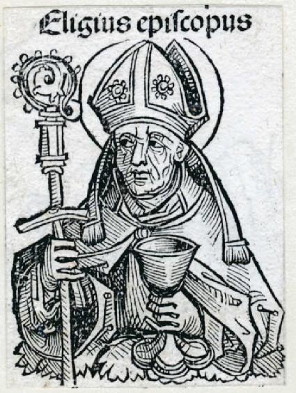 Eligius episcopus