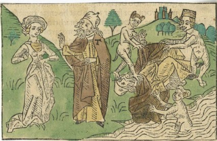 The Temptation of Saint Anthony in the Wilderness