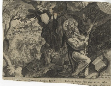 Temptation of Saint Anthony