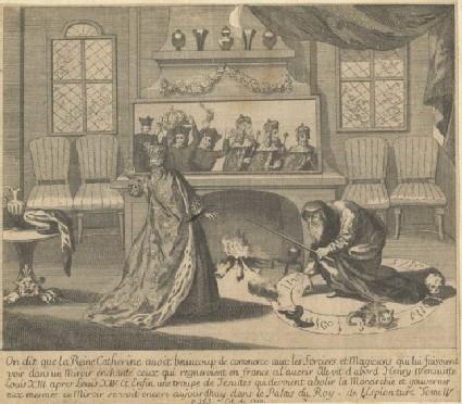 An Incantation for Catherine de' Medici