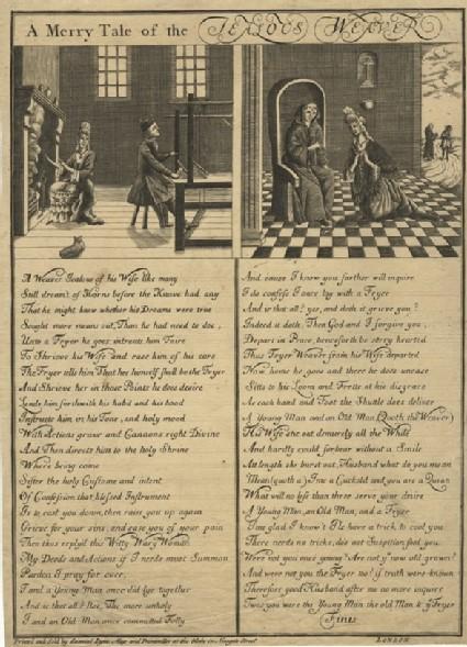 A Merry Tale of the Jealous Weaver
