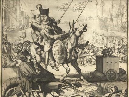 Arlequin sur l'Hypogryphe a la Croisade Lojoliste