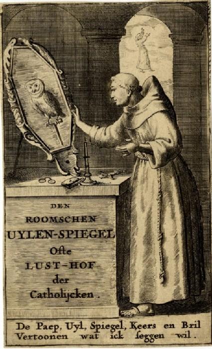 Den Roomschen Uylen-spiegel ofte Lust-hof der Catholijcken
