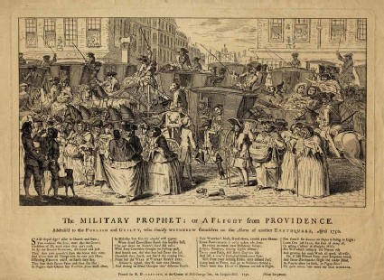 The military prophet: or a flight from providence