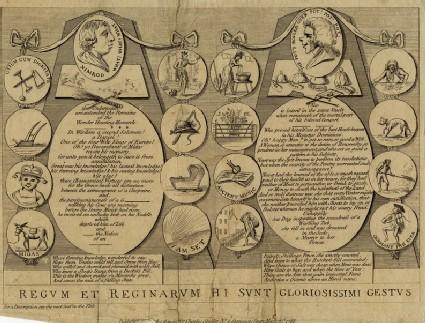 Regum et Reginarum hi sunt gloriosissimi gestus