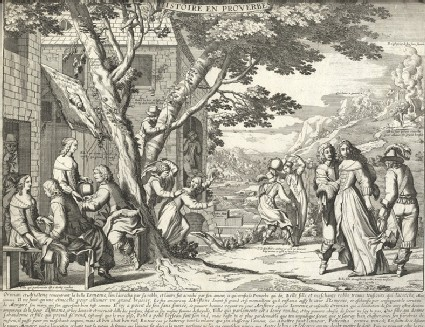 Histoire en proverbes