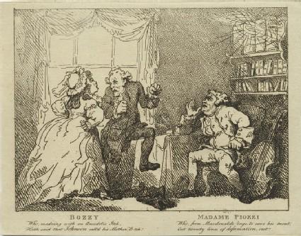 Bozzy Madame Piozzi