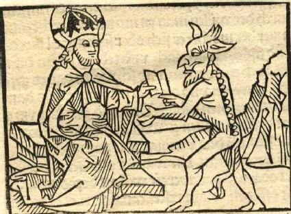 King Solomon and the Devil