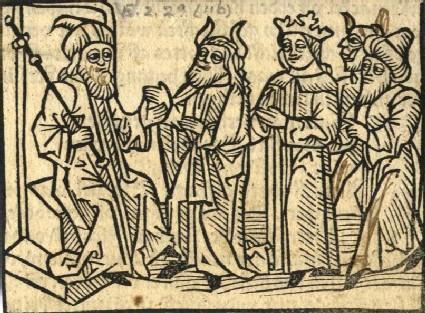 King Solomon, Devil and Demons