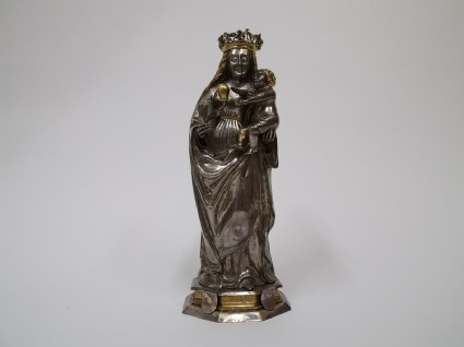 Figure of the Virgin and Child