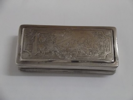 Tobacco box