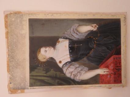 Portrait of Catherine de Cornaro