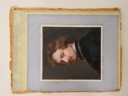 Portrait of Anthony van Dyck