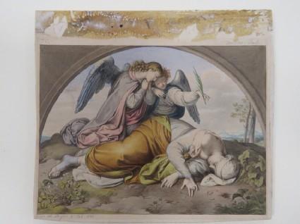 The Death of Saint Cecilia