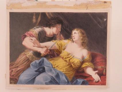 The Rape of Lucretia