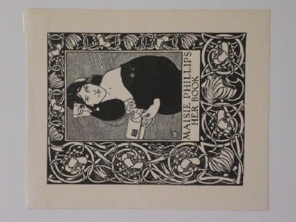 Bookplate for Maisie Phillips