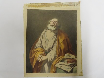 The Repentant St Peter