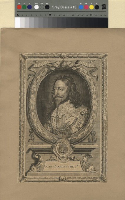 Portrait of Charles I