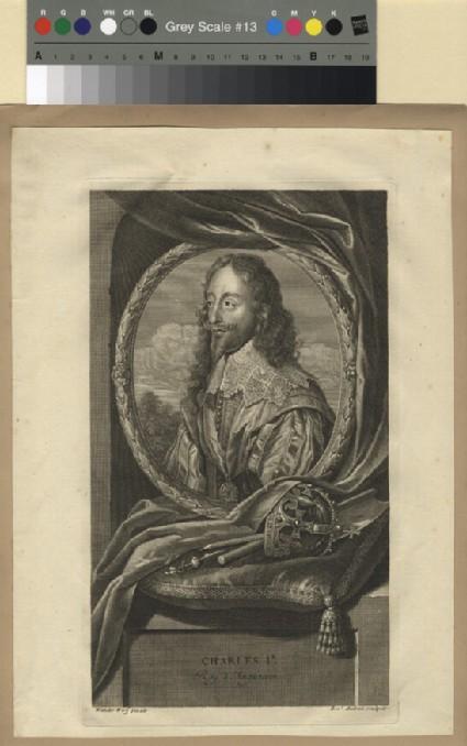 Portrait of Charles I
