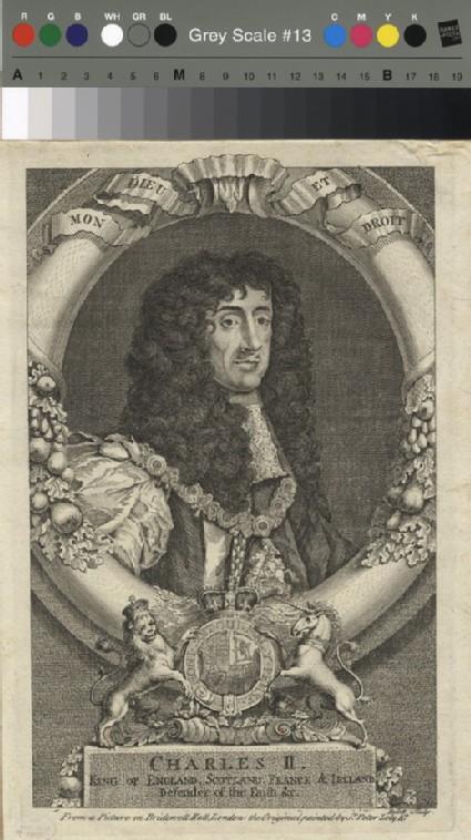 Portrait of Charles II